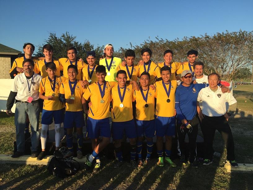 Campeche United Boys U19 Eastern District Champions