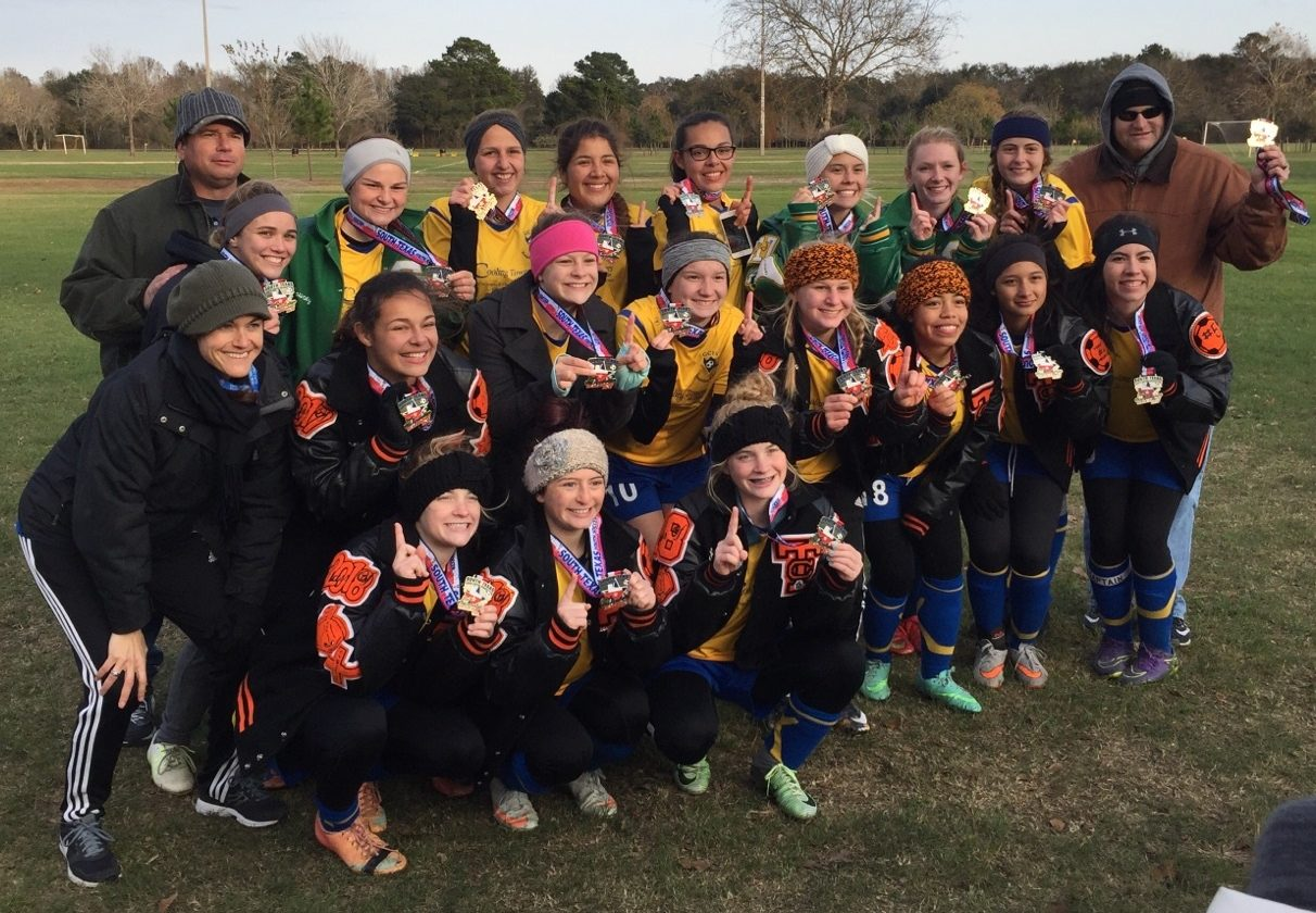 GCYS SURGE U20-OPEN DIVISION Girls SWEPT the State finals
